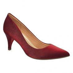 Sapato Salto Alto   Piccadilly