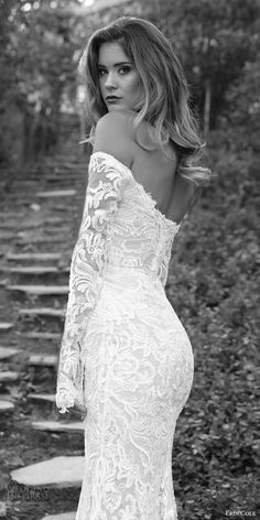 erin cole fall 2017 bridal off shoulder long sleeves beaded lace sheath wedding dress (antoinette) zv #bridal #wedding #weddingdress #weddinggown #bridalgown #dreamgown #dreamdress #engaged #inspiration #bridalinspiration #weddinginspiration #weddingdresses