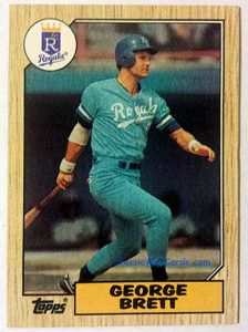 203 Best George Brett Cards Images In 2019 Baseball Cards Kansas