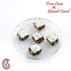 Sugar Free Dryfruit Cutlets with Free Coin