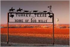 Home town of Bob Wills