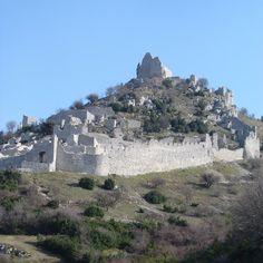 Château de Crussol 07