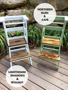 Now you know that your little chef is safe! Great idea! #etsy #ad #stool
