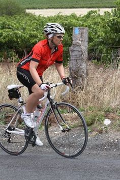 Road bike tips for women. How to climb hills.