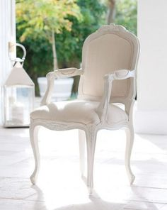 French Furniture Louis XV Style Chair