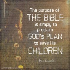 Max Lucado Quote - 3 Ways Reading the Bible Daily Can Bless Your Life