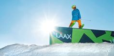 The PB Slopestyle Academy is ultimate rite of passage for young skiers ready to take on a new challenge. Head to Laax and discover our unique programme, supported by specialist instructors, making the most of world-class indoor and outdoor facilities.