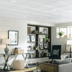 Shop Armstrong Ceilings (Common: 24 In X 24 In; Actual: Pictures Gallery