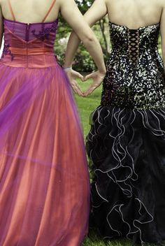 My twin and I, Grad photo <3                                                                                                                                                                                 More
