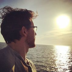"""Markiplier. realizing the """"Gift"""" of Life. #SunGazinG becoming #IMMORTALS <3"""