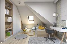 Pokój dziecka styl Skandynawski - zdjęcie od BAGUA Pracownia Architektury Wnętrz - Pokój dziecka - Styl Skandynawski - BAGUA Pracownia Architektury Wnętrz