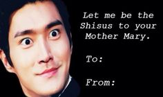 Here are some sexy Kdrama Valentines Day cards just for you