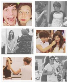 i don't get how people think they're fake..!! look at that! they are the cutest couple ever! Really