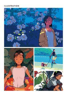 Amazing Drawings, Amazing Art, Art Drawings, Anime Kunst, Anime Art, Art And Illustration, Aesthetic Art, Art Inspo, Art Reference