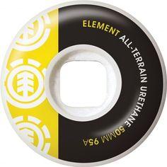 ELEMENT Section roues de skateboard 50mm 95A 30,00 € #skate #skateboard #skateboarding #streetshop #skateshop @playskateshop