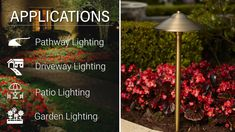 Simple, Functional, and Appealing: This classic style represents a blend of ancient traditions and modern aesthetics. Their shapes are simple and they complement all architectural styles. These lights blend well into the landscape and are the most popular path lights. Pathway Lighting, Path Lights, Outdoor Lighting, Modern Aesthetics, Architectural Styles, Cool Landscapes, Pathways, Light Up