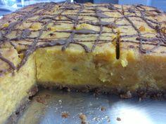 Tarta de calabaza en Arrop i Tallaetes