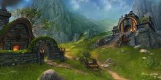 World of Warcraft: 100 Concept Art Collection - Daily Art