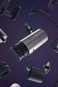 查看此 @Behance 项目: u201cKORUS ∙ Wireless Modular Microphone Conceptu201d https://www.behance.net/gallery/52509315/KORUS-Wireless-Modular-Microphone-Concept