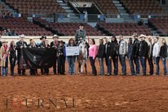 Snap Krackle Pop was crowned the 2015 Farnam Superhorse November 15 at the AQHA World Championship Show