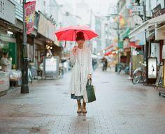 It's raining mori girl