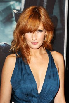 Kelly Reilly, Jessica Chastain, Bride Hairstyles, Pretty Hairstyles, Updo Hairstyle, Jessica Kelly, Chignon Wedding, Costume Noir, Dyed Hair