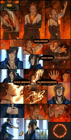 Creation of the One Ring, featuring Sauron and Celebrimbor | Silmarillion