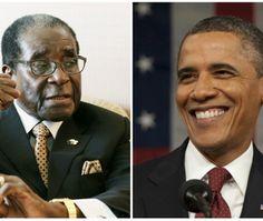 رئيس زيمبابوي يعرض الزواج على أوباما! #صور #نجوم #art #Alqiyady #Celebrities #نجوم_العرب #اخبار_المشاهير