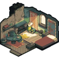 Imgur Post - Imgur Isometric Drawing, Isometric Design, Pokemon, How To Pixel Art, Habbo Hotel, Pixel Art Background, Casa Anime, 3d Pixel, Pixel Characters
