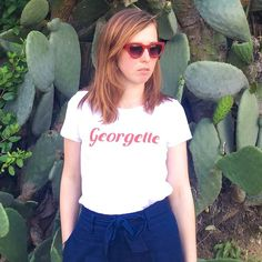 T-Shirt Georgette