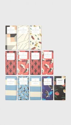 Mast Brothers Chocolate Exclusive Gift Set   The Dreslyn Mast Chocolate, Mast Brothers Chocolate, Chocolate Gift Boxes, Chocolate Packaging, Print Packaging, Packaging Design, Branding Design, Christmas Gift Sets, Graphic Design Print