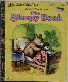 sleepy book.