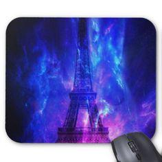 Creation's Heaven Paris Amethyst Dreams Mouse Pad