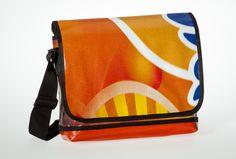 Messenger Bagy: more orange