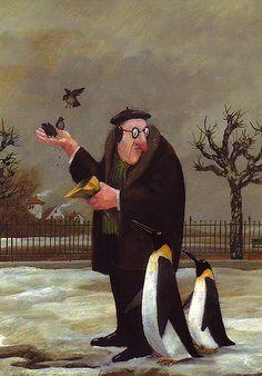 Gerhard Glück, Early Birds by -kraftgenie-
