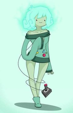 nope i take back my earlier coment, BMO is my favorite character on adventure time lol. Who Wants To Play Video Games?!