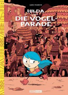 Hilda und die Vogelparade ISBN 9783943143966