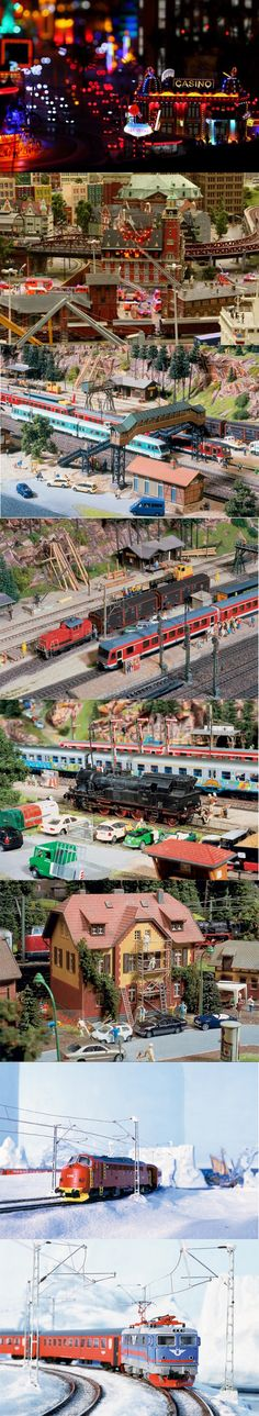 The Miniatur Wunderland Hamburg – The World's Biggest Model Train Set