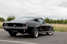 Ford Mustang '67 Fastback cars