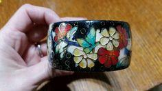 Vintage cloisonne enamel  bracelet