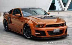 Ford Mustang Custon