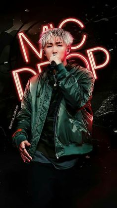 THIS MIC DROP WALLPAPER OMG   Credits to the person who made this... I just found this on facebook. ❤❤