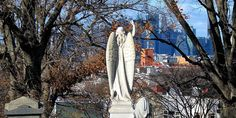 Discover the dark stories of historic disasters through the ornate tombs of Green-Wood Cemetery