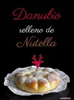 All in One: Danubio relleno de Nutella