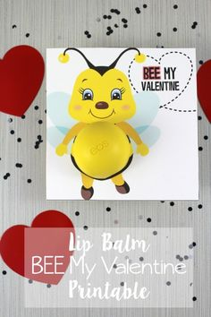 BEE My Valentine Lip