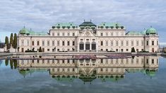 Travel writer Adam Jacot de Boinod takes a trip to Austria to check out lakeside hotels and the stunning capital of Vienna. Classical Architecture, Architecture Art, Beautiful Architecture, Austria, Santo Estevão, Vienna State Opera, See World, Cities In Europe, Central Europe