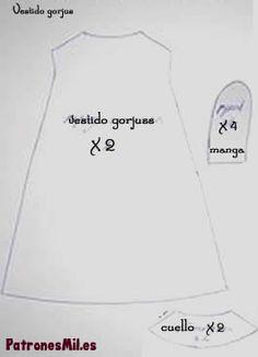 gorjuss-vestido