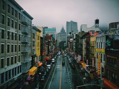 #chinatown #nyc Photo by Ilitch Peters | VSCO Grid