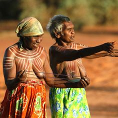 Facebook has suspended the profiles of people who shared an article about Aboriginal feminism because it contains a photograph of two Indigenous women in traditional attire.