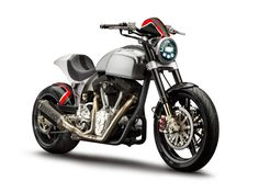 ARCH Silver KRGT-1 Arch Motorcycle, Motorcycle Companies, Motorbikes, Harley Davidson, Motorcycles, Steel, Vehicles, Silver, Horses